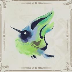 Green Spiribird