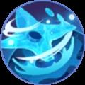 Waterburst Shuriken