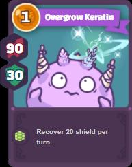 Overgrow Keratin