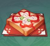 Fish-Flavored Toast