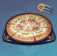Invigorating Pizza
