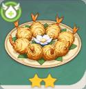 Golden Shrimp Balls