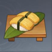 Bird Egg Sushi