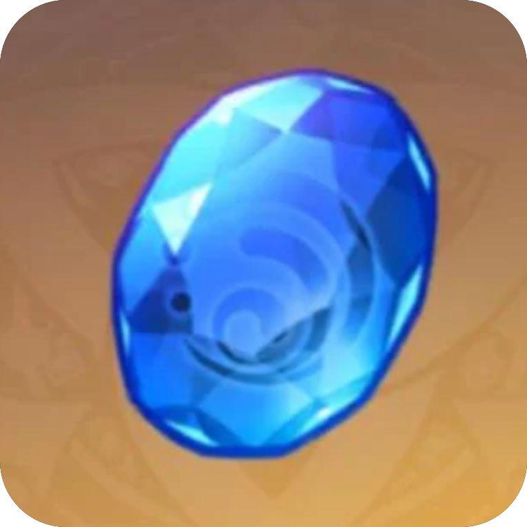 Драгоценный камень лазурит Варунада