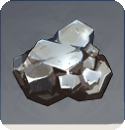 White Iron Chunk