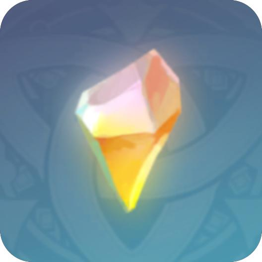 Brilliant Diamond Fragment