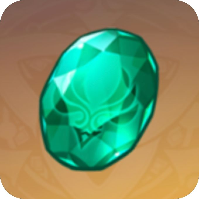 Драгоценный камень Ваюда биркуаз