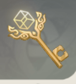 Liyue Shrine of Depths Key