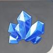 Кусок магического кристалла