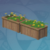 Water-Retaining Flower Beds