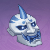 Mask Of The One-Horned