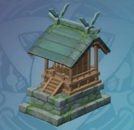 Ritual Shrine