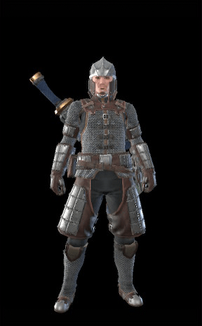 Chainmail Set