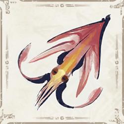 Red Lampsquid