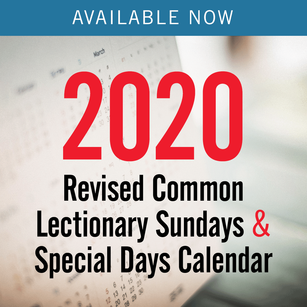 Discipleship Ministries | 2020 Revised Common Lectionary – Sundays &…