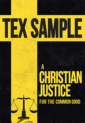 A christian justice cover
