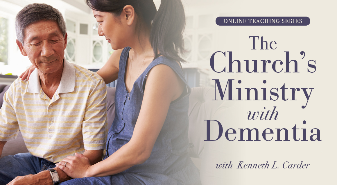 Article ministry with dementia