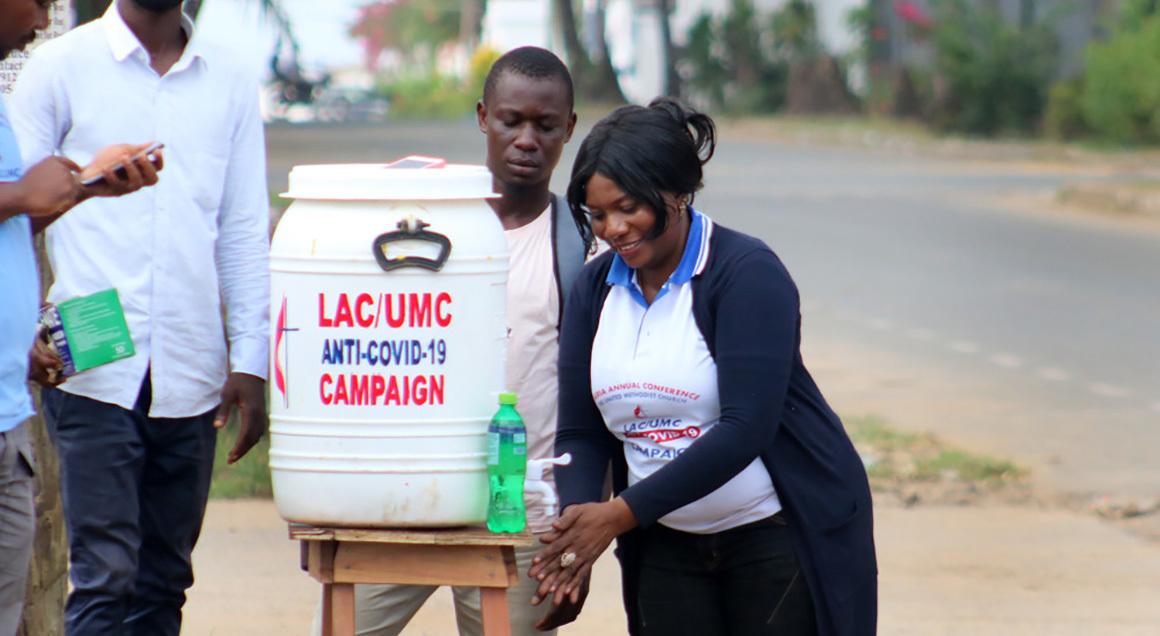 August 2021 covid liberia