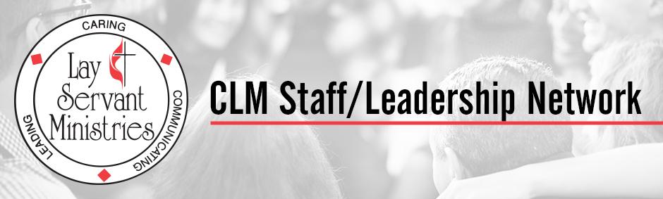 Clm staff leader network banner