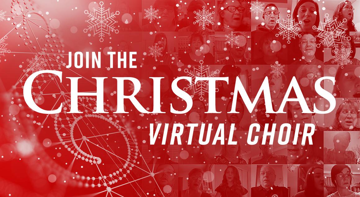 Christmas virtual choir article