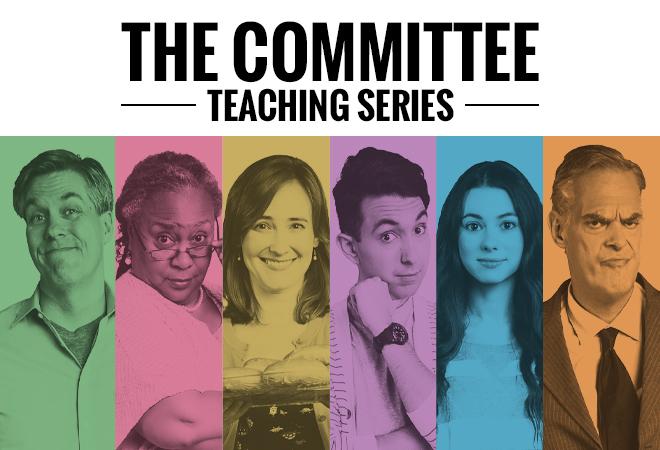 Committee teaching rotator