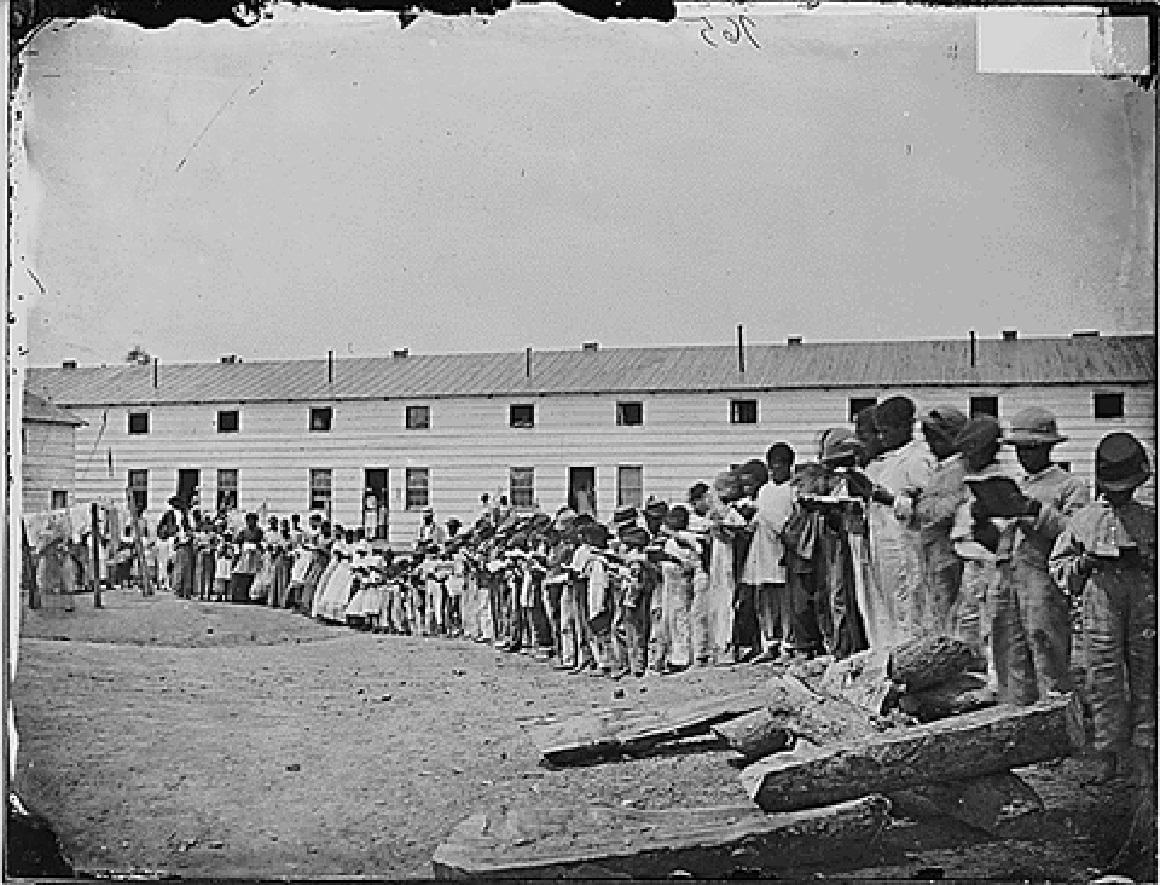 Contraband camp