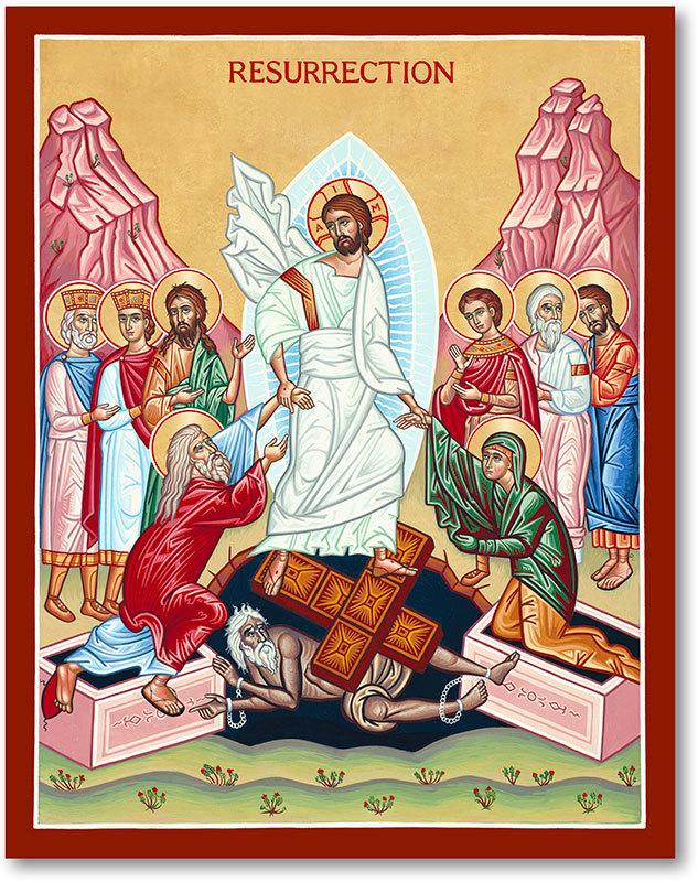 Example 1 resurrection icon