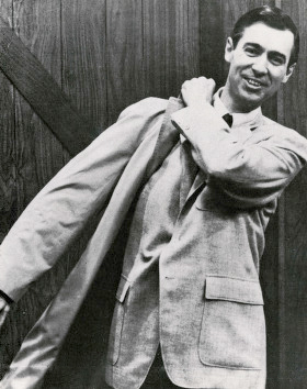 Fred rogers late 1960s