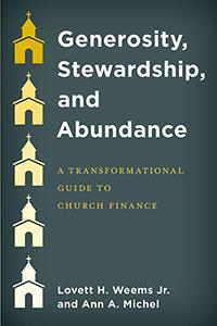 Generosity stewardship and abundance cover