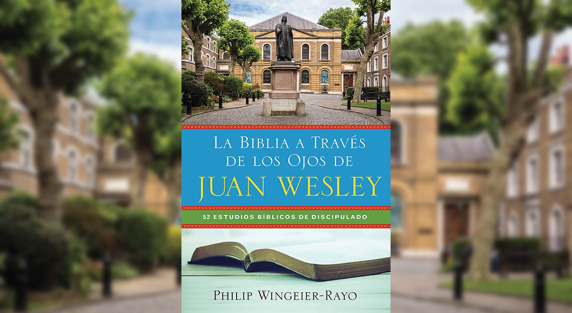 La biblia a traves cover with background