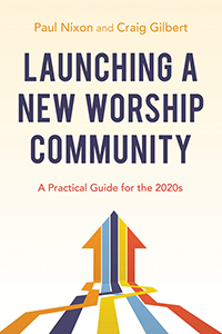 Launching a new worship community cover