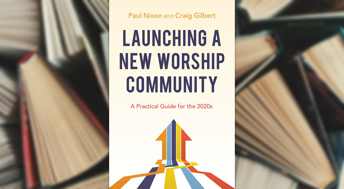 Launching a new worship community cover w background 72px