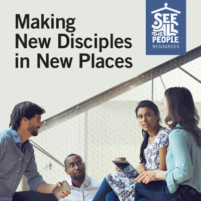 Making new disciples 400x400