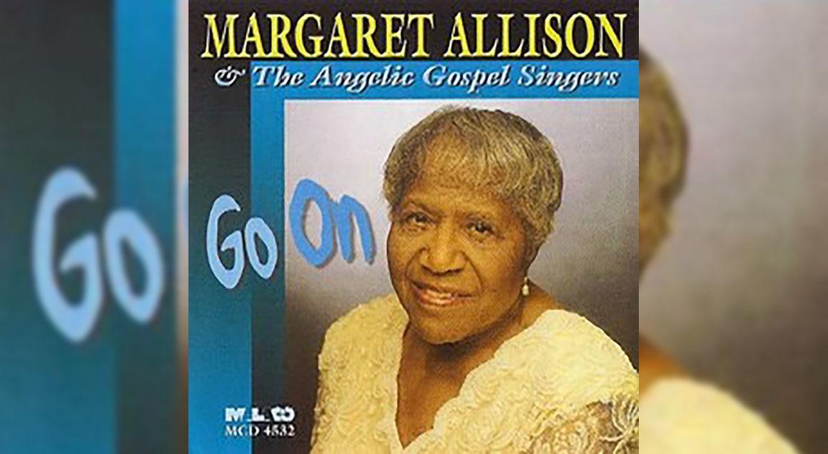 Margaret wells allison with background