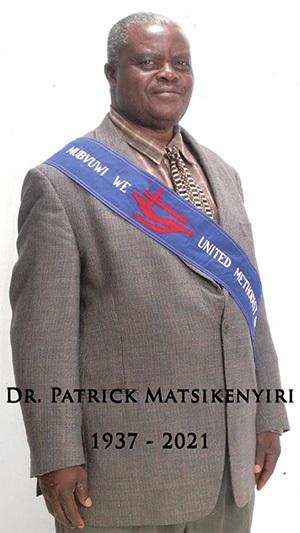 Patrick matsikenyiri photo