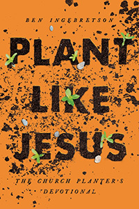 Plant like jesus book cover