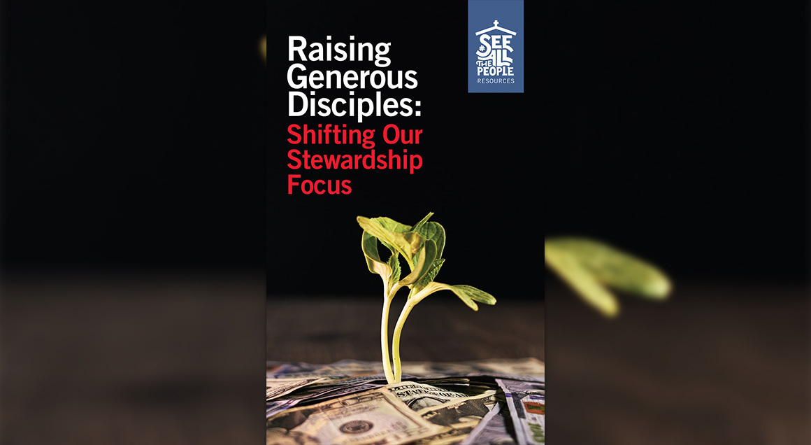 Raising generous disciples cover