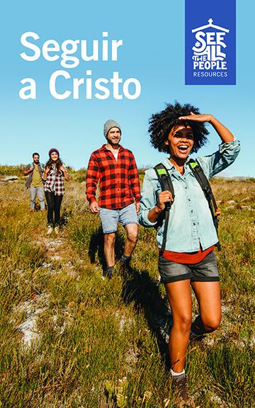 Seguir a cristo cover