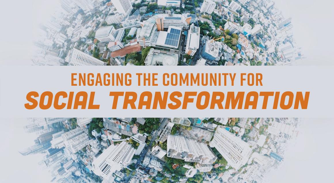 Social transformation article
