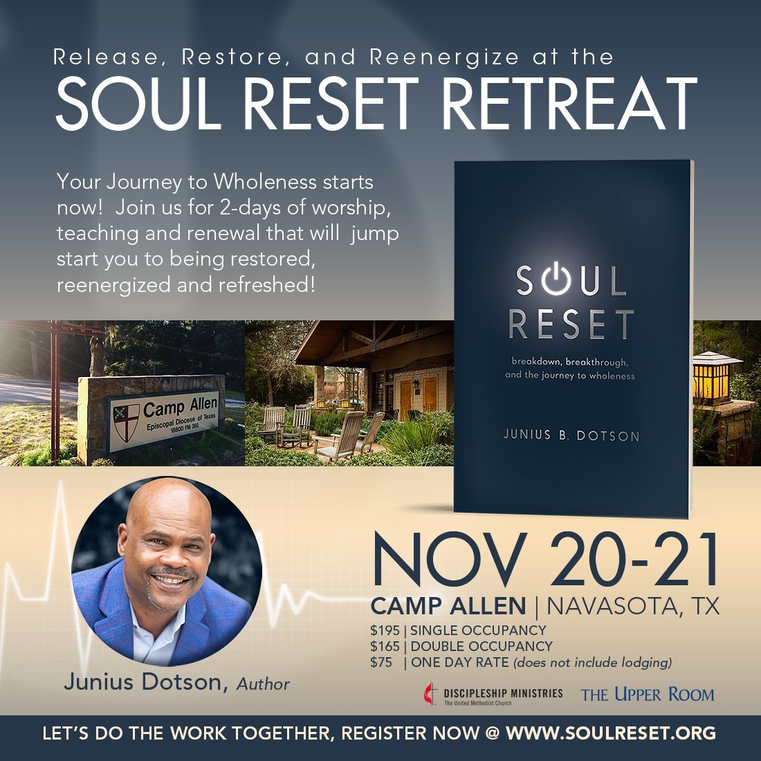 Soul reset retreat image