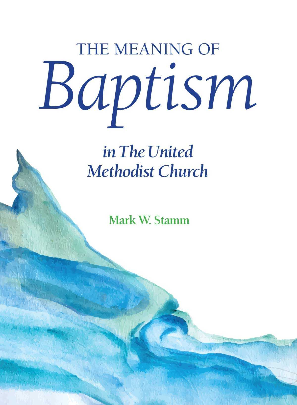 Stamm meaning of baptism cover