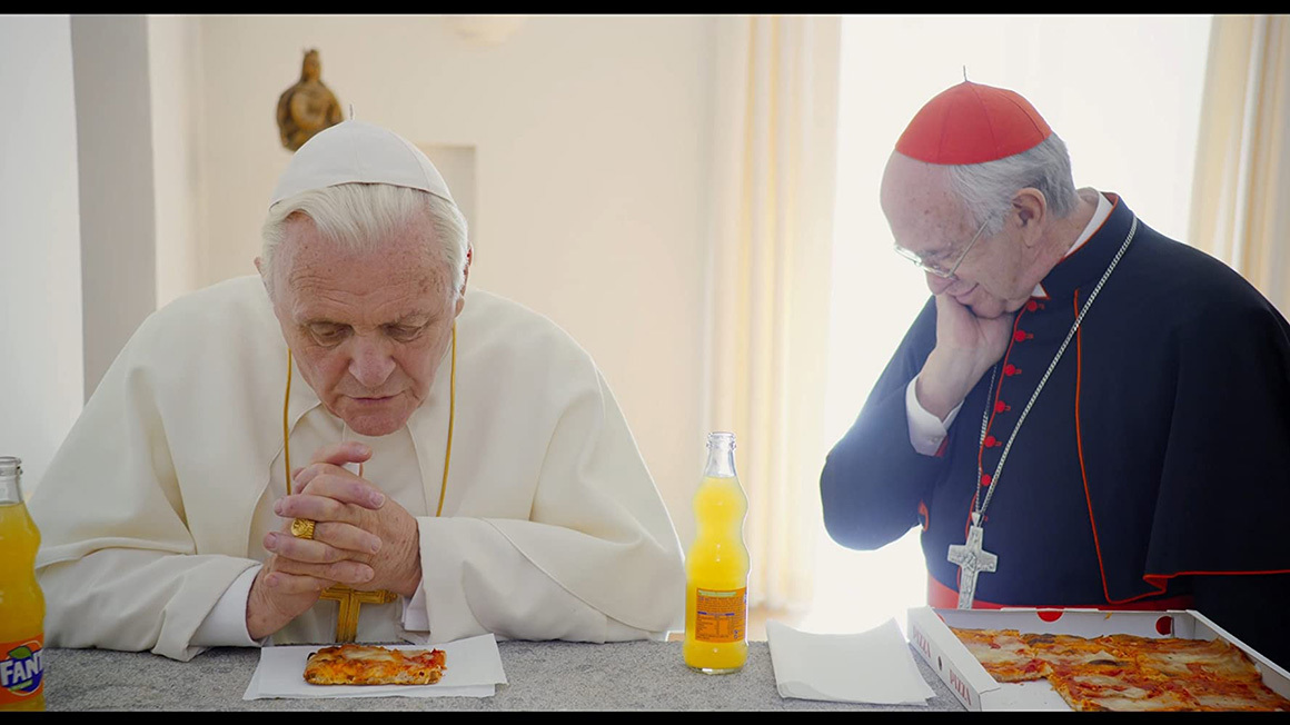 The two popes 2