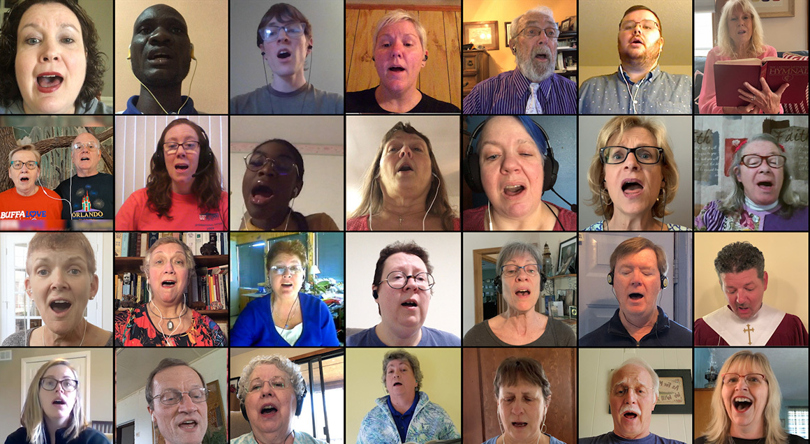Umc virtual choir 2