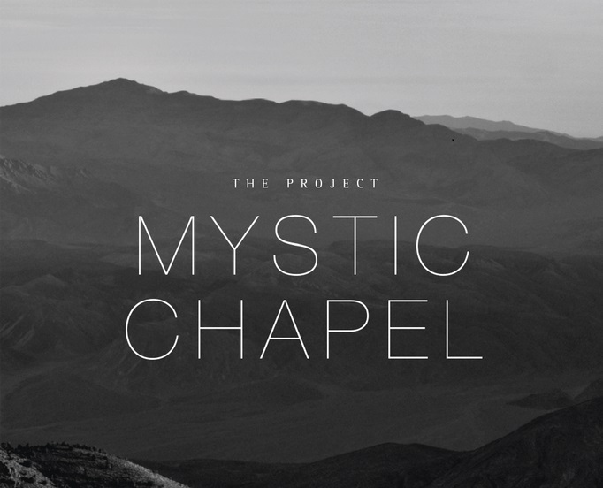 Worship planning mystic chapel