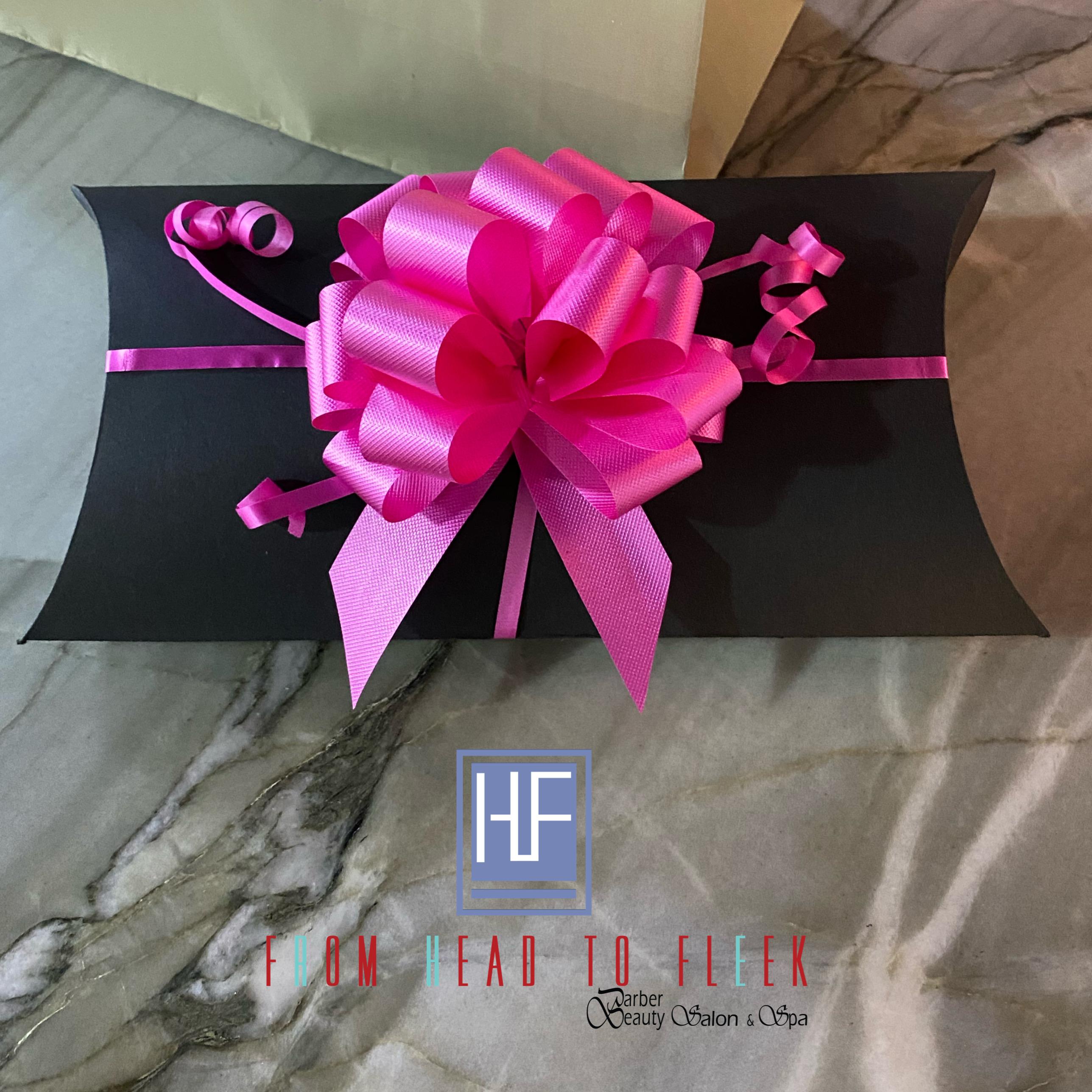 Fleek Gift Certificate, Gift Packages