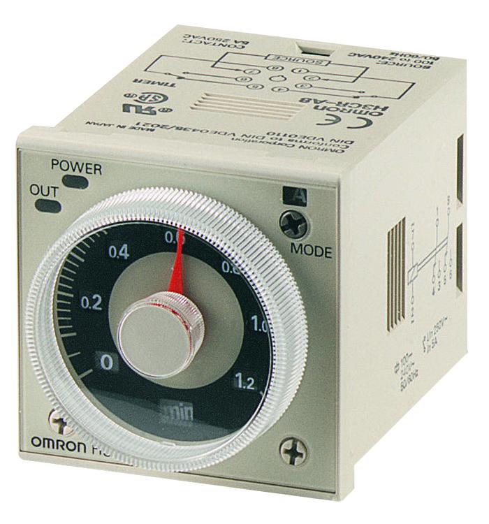 H3CR-A8 AC100-240/DC10...