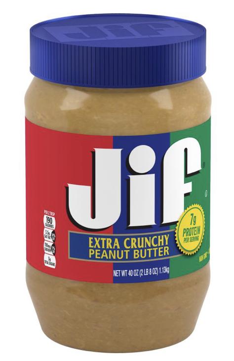 JIF Peanut Butter Extr...