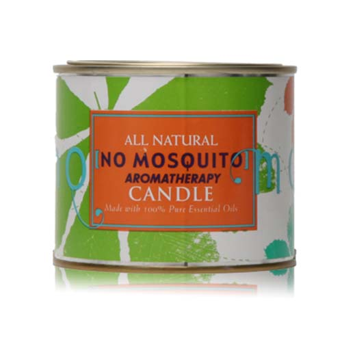 No Mosquito Candles (2 pack/16oz)