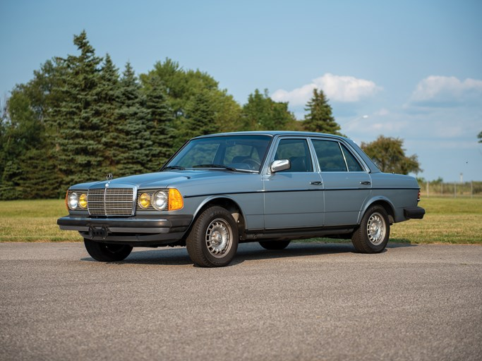 1981 Mercedes-Benz 300CD Values | Hagerty Valuation Tool®