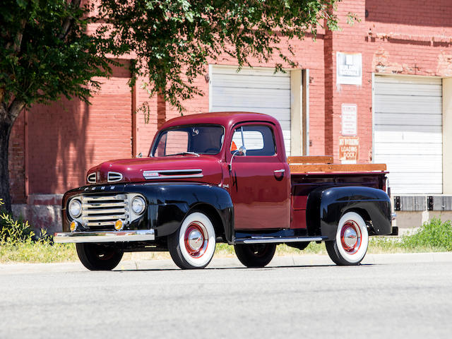 Hagerty Valuation Tool >> 1948 Ford Pickup Truck Sale Creative Wiring Diagram Ideas